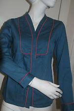 BNWT Boom Shankar Blue Matilta Shirt Size 8