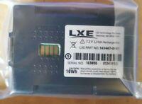 Genuine LXE Honeywell MX7 MX7T Tecton Battery 163467-0001 NEW X2 PAIR