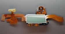 NIKON D300 D300S TOP LCD SCREEN UNIT NEW AUTHENTIC ORIGINAL REPAIR PARTA0161