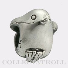 Authentic TrollBeads Sterling Silver Chick TrollBead  RETIRED 11338