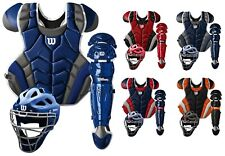 Wilson C1K Pro Stock Adulto Catcher's Gear Set Kit