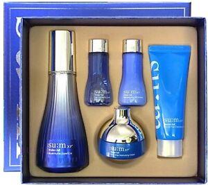 [Dabin Shop] Su:m37º Water-full Bluemune Essence Launching Gift Set Deep Moistur