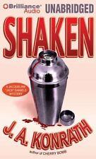"""Shaken (Jacqueline """"Jack"""" Daniels Series), Konrath, J. A., Acceptable Book"""