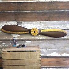 40 Inch Wood Airplane Propeller
