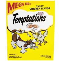 Temptations Chicken Flavor Cat Treats