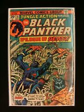 Jungle Action #18 featuring The Black Panther Marvel Comics VG Condition