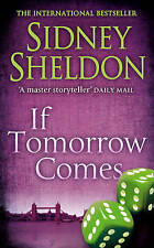 IF TOMORROW COMES BY SIDNEY SHELDON, PAPERBACK, NEW BOOK