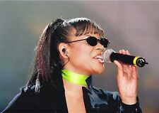 GABRIELLE PHOTO UNIQUE UNRELEASED IMAGE HUGE 12 INCH CLOSE UP EXCLUSIVE 2001 GIG