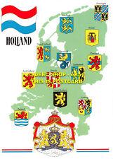 L091895 Holland. Zuid Holland. Utrecht. Limburg. Gebr. Spanjersberg