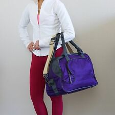 EUC Lululemon Everywhere Duffel Bag Purple