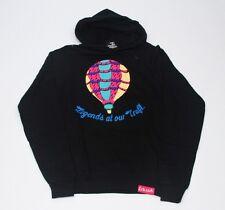 Pink Dolphin Air Balloon Hoodie Small Legend Rare Boo