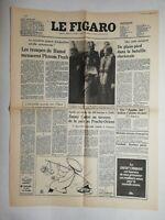 N827 La Une Du Journal Le Figaro 2 janvier 1978 troupes de Hanoï menacent phnom
