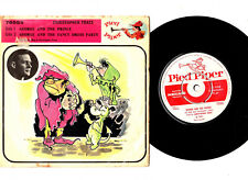 """""""KIDS STORY"""".CHRISTOPHER TRACE.GEORGE AND THE PRINCE.UK ORIG 7"""" & PIC/SL.EX/VG"""