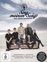 SING MEINEN SONG-DAS TAUSCHKONZERT VOL.6 BOX LIMITED  FANBOX SET 2 CD+DVD NEU