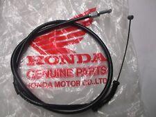 Honda Genuine 1982 VF750 Throttle Cable B 17920-MB0-000