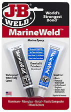 JB J-B Weld 8272 MarineWeld - Marine 2 Part 1oz ea Epoxy Boat Repair Glue 1stPos