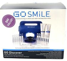 Go Smile Go Discover Teeth Whitening Discovery Kit 13 Ampoules AM/PM Tooth Paste