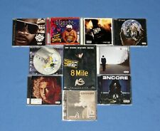 EMINEM -SLIM SHADY LP+MARSHAL MATHERS+RELAPSE+D12+8 MILE DVD---COLLECTION!!!
