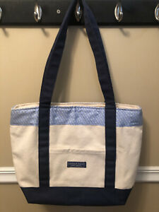 VINEYARD VINES WOMEN'S CLASSIC TOTE SHOULDER BAG MARTHA'S VINEYARD SMALL CLASSIC