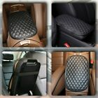 Hooke Road Universal Car Armrest Pad Cover Center Console Box PU Leather Cushion