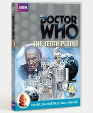 DR WHO 029 (1966) - THE TENTH PLANET - TV Doctor William Hartnell - NEW DVD UK