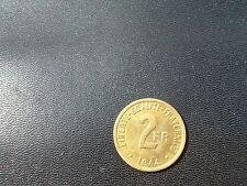 2 francs Philadelphie 1944