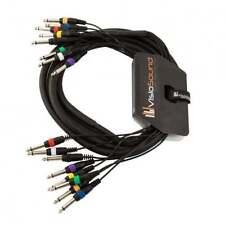 Send/Return (Insert) Pro Audio Snake/Multicore Cables