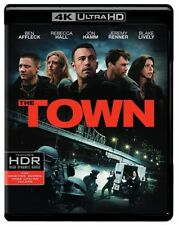 THE TOWN New Sealed 4K Ultra HD UHD Ben Affleck