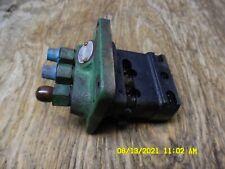 John Deere 850 2wd Fuel Injection Pump Ch10660