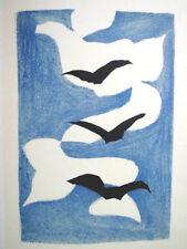 George Braque-résurrectin de l' Oiseau