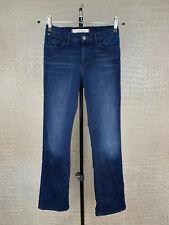 WRANGLER Damen Gr. W26 L32 Jeans Hose Tina blau Denim trousers blue #309