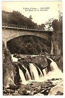 CPA 65 Hautes-Pyrénées Vallée d' Aure Saint-Lary Le Pont et la Cascade