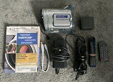 Sony Dcr-Trv460 Digital8 Handycam Camcorder Transfer Hi8 Video8 8mm Used