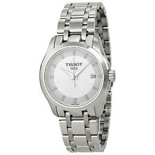 Tissot Couturier Stainless Steel Ladies Watch T0352101101600-AU
