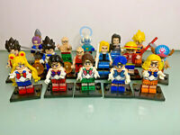 Custom MiniFigures - Anime - Buy4Get1Free