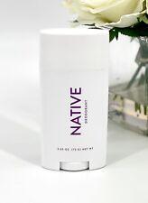 Native Lavender and Rose Deodorant - 2.65oz