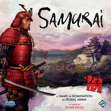 Samouraï Board Game pur Knizia English Boardgame