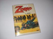 LA FRUSTA DI ZORRO N. 7 CERRETTI EDITORE 1971 No Diabolik !!!