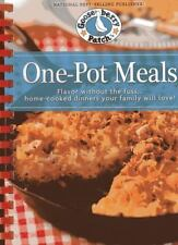 One Pot Meals: Flavor Without the Fuss...Home-Cooked Dinners Your Family Will