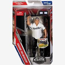 WWE Elite Series 50 Shane McMahon commentateurs table WWF Wrestling figurine MATTEL