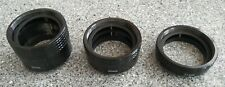 Vintage Helios 3 Piece Extension Tube Set M42 - Macro Rings