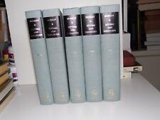 LETTERS & DISPATCHES OF JOHN CHURCHILL FIRST DUKE OF MARLBOROUGH  5 vol setUS HB