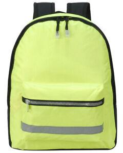 Hi Vis Backpack High Viz Rucksack Bag Reflective Cycling (SH1340 Shugon Gatwick