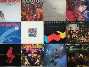Vinyl LP Records Job Lot(80's)