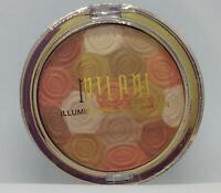 Milani Illuminating Face Powder 01 Amber Nectar .35oz SEALED