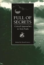Contemporary Approaches to Film and Media: Full of Secrets : Critical...