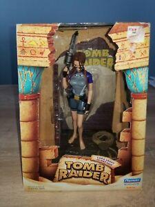 "Tomb Raider Lara Croft Wet Suit 10"" Action Figure Playmates 1998"