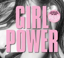 GIRL POWER - SPICE GIRLS LADY GAGA KATY PERRY ARIANA GRANDE - 3 CDS - NEW!!