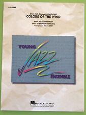 Colors Of The Wind, Alan Menken, arr. John Berry