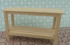 DOLLS HOUSE MINIATURE FURNITURE IN 1/12 SCALE  POTTING BENCH
